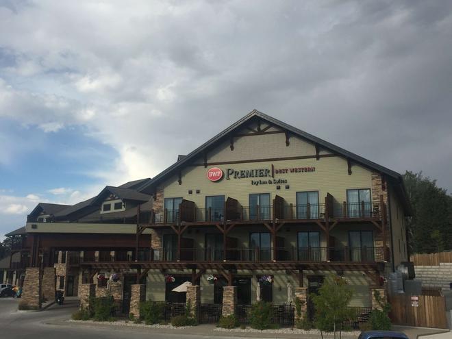 Best Western Premier Ivy Inn & Suites - Cody - Toà nhà
