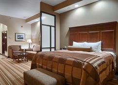 Best Western Premier KC Speedway Inn & Suites - Kansas City - Bedroom