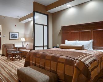 Best Western Premier KC Speedway Inn & Suites - Kansas City - Bedroom