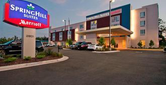 SpringHill Suites by Marriott Baton Rouge Gonzales - Gonzales - Edifício