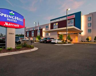 SpringHill Suites by Marriott Baton Rouge Gonzales - Gonzales - Building
