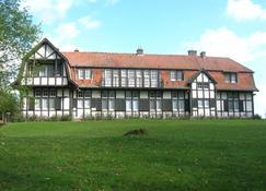 Hotel Kasteelhof 'T Hooghe - Ypres - Rakennus