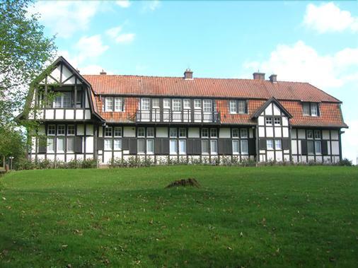 Hotel Kasteelhof 'T Hooghe - Ypres - Toà nhà