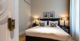 Hotel Franq - Antwerp - Bedroom