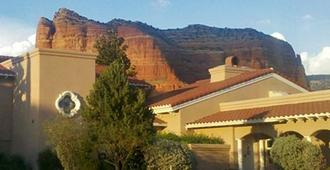 Canyon Villa Bed & Breakfast Inn Of Sedona - Sedona - Vista del exterior