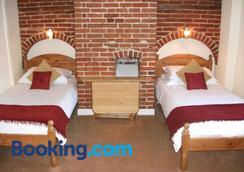 The Castle Inn - Bungay - Bedroom