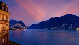 Hotel Splendide Royal - Lugano - Vista del exterior