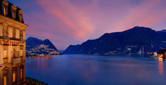 Hotel Splendide Royal - Lugano - Outdoors view