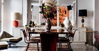 Le Pigalle - פריז - חדר אוכל
