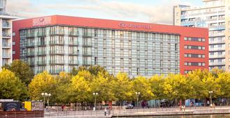 Crowne Plaza London Docklands - Londres - Edifício