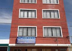 Hotel Jerian - Uyuni - Building