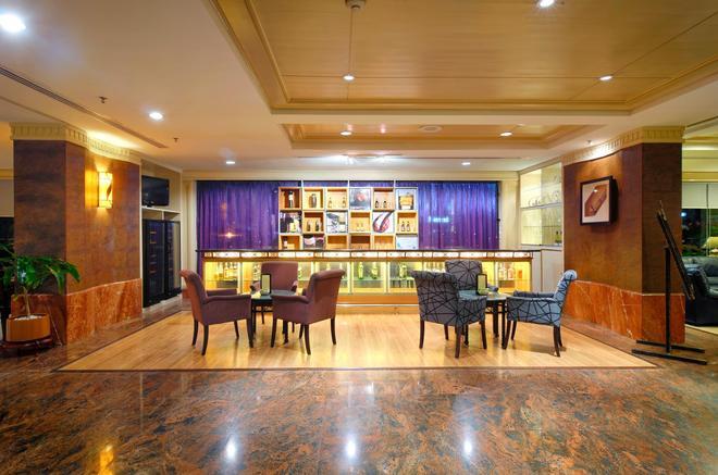 香格里拉酒店 - 亞庇 - 休閒室