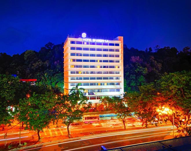 香格里拉酒店 - 亞庇 - 建築