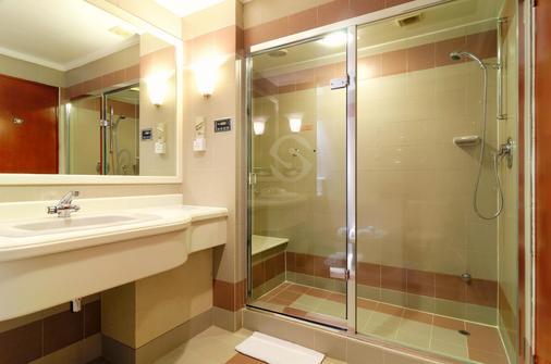 香格里拉酒店 - 亞庇 - 浴室