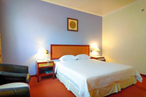 香格里拉酒店 - 亞庇 - 臥室