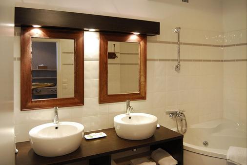信使斯濤特爾酒店 - 聖提斯 - 桑特 - 浴室