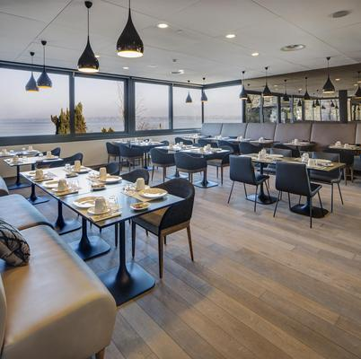 Lake Geneva Hotel - Versoix - Restaurant