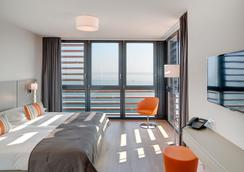 Lake Geneva Hotel - Versoix - Schlafzimmer