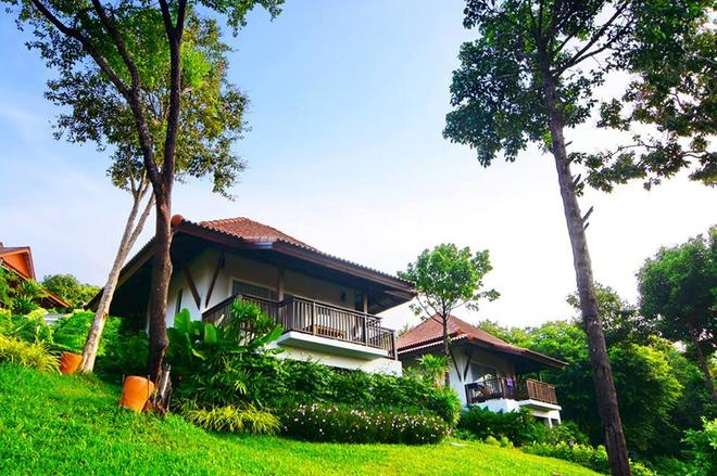 Kantiang View Resort - Ko Lanta - Building