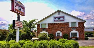 Claremore Motor Inn - Claremore - Edificio