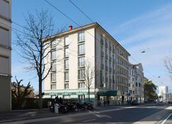 Bellerive Hotel - Lausanne - Bangunan