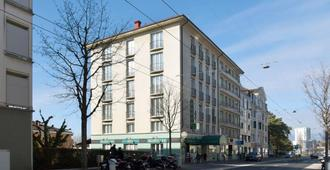 Bellerive Hotel - Lausanne - Gebouw