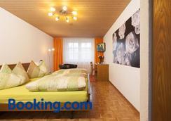Velohotel Hirschen - Schaffhausen - Bedroom