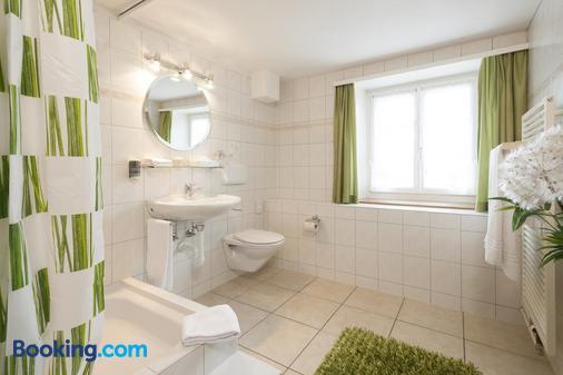 Velohotel Hirschen - Schaffhausen - Bathroom
