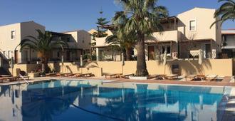 Grand Leoniki - Rethymno - Pool