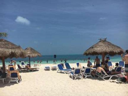 Riu Caribe - Κανκούν - Παραλία