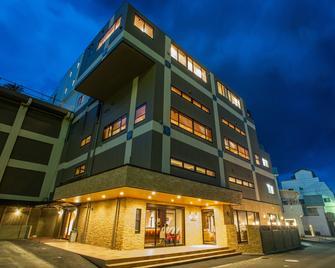 心湯之宿沙札那酒店 - 東伊豆町 - 建築