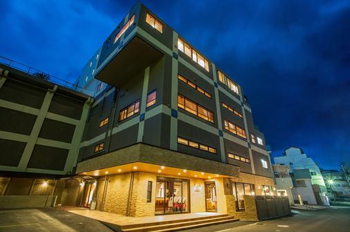 Shinyu no Yado Sazana - Higashiizu - Κτίριο