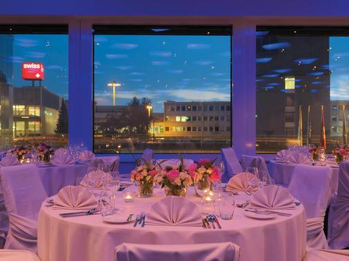Radisson Blu Hotel, Zurich Airport - Zürich - Bankettsaal