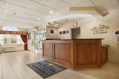 Microtel Inn & Suites by Wyndham Ann Arbor - Ann Arbor - Recepción