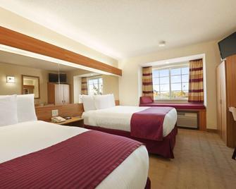 Microtel Inn & Suites by Wyndham Ann Arbor - Ann Arbor - Bedroom