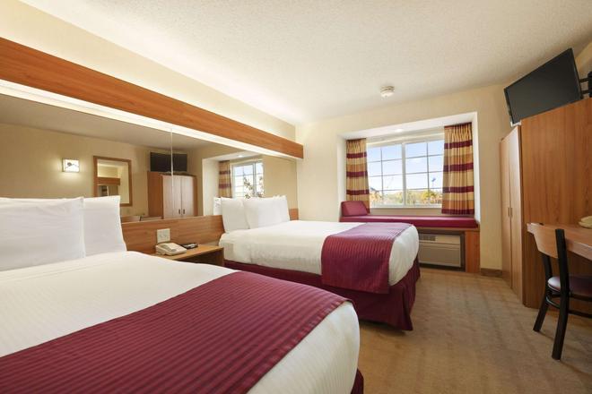 Microtel Inn & Suites by Wyndham Ann Arbor - Ann Arbor - Camera da letto