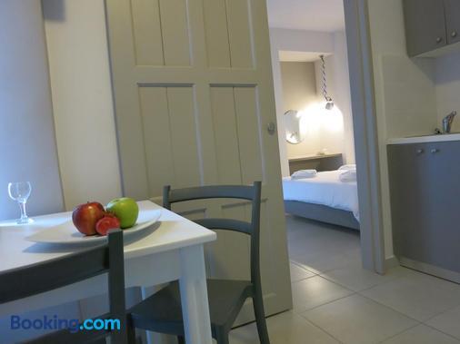 孤挺花公寓酒店 - 普拉塔尼亞斯 - 普拉塔尼亞斯 - 餐廳