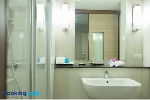 瑪爾希酒店 - 曼谷 - 曼谷 - 浴室