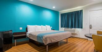Motel 6 San Bernardino, Ca - Downtown - San Bernardino - Bedroom