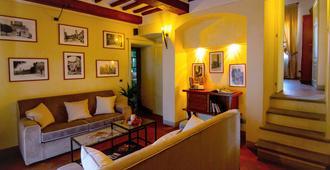 Palazzo Mari - San Gimignano - Sala de estar