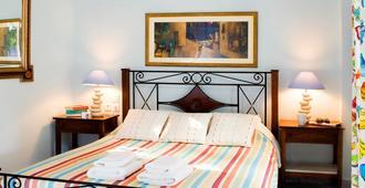 Alesahne Beach Hotel - Kamari - Makuuhuone