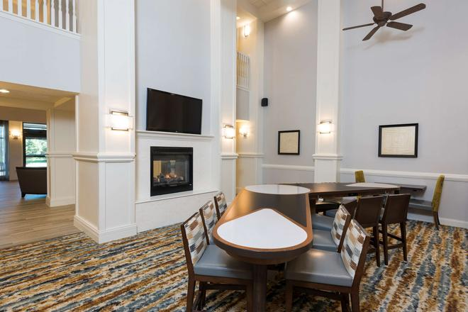 Homewood Suites by Hilton Indianapolis Northwest - Indianapolis - Dining room