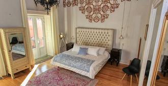 Hotel Mansion Von Humboldt - Guanajuato - Bedroom