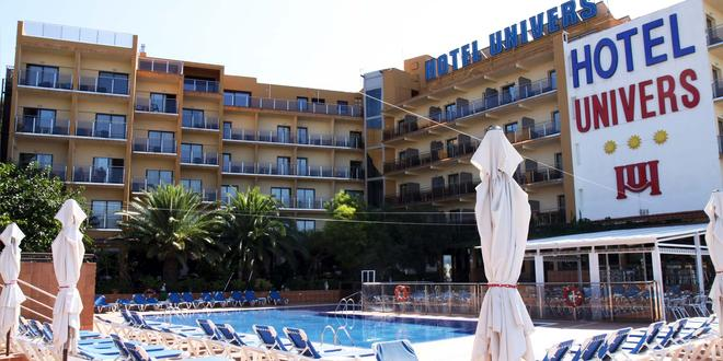 Hotel Univers - Roses - Building