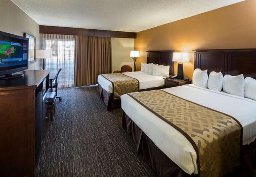 Best Western Ramkota Hotel - Rapid City - Bedroom