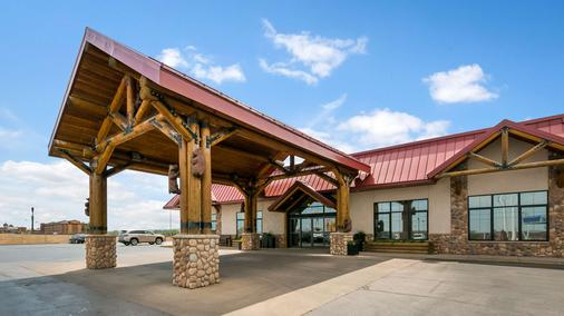 Best Western Ramkota Hotel - Rapid City - Building