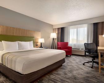 Country Inn & Suites by Radisson Brookings, SD - Brookings - Ložnice