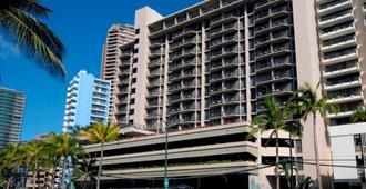 Aqua Palms Waikiki - Χονολουλού - Κτίριο