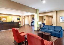 Comfort Suites Nw Dallas Near Love Field - Dallas - Hành lang