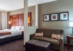 Comfort Suites Nw Dallas Near Love Field - Dallas - Phòng ngủ